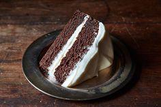 Faith Durand's Dark Molasses Gingerbread Cake recipe on Food52