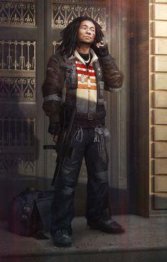 Gangster by ~yefumm on deviantART