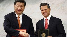 Presidente Xi Jinping apoya economía china comprando recuerditos en México