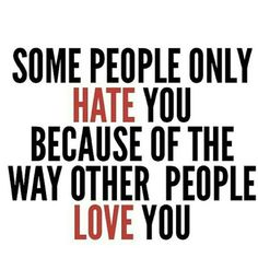 Meilleurs Citations De Jalousie : Don't hate me because He loves me :)… The Words, Just For You, Love You, My Love, Great Quotes, Quotes To Live By, Love Hate Quotes, Awesome Quotes, Quotes About Haters