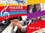 Muziekschool Oostelijk West-Friesland start seniorenensemble