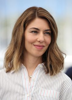 "Director Sofia Coppola attends the ""The Beguiled"" photocall during the 70th annual Cannes Film Festival at Palais des Festivals on May 24, 2017 in Cannes, France."