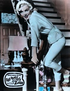 The Seven Year Itch | German Lobby Card, 1955