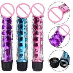 Powerful Multi-Speed Dildo Vibrator, Huge Jelly Clear Penis Vibrator, Sex Toys For Women, Male Artificial Sex Products PY256 #clothing,#shoes,#jewelry,#women,#men,#hats,#watches,#belts,#fashion,#style