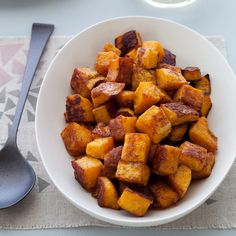 Spice Roasted Butternut Squash Recipe - Melissa Rubel Jacobson | Food & Wine