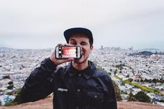 MOBILE REBELS - A big thank you to everyone who came out for the #summerslastmoments meet in SF. We were thrilled to see the turnout of inspiring creatives who came out to #makemoments rain or shine! Congrats to @leftf0otforward who captured this winning shot of our collective member @kylecamarillo goofing around with the new Moment Macro lens. Stay tuned because our macro lens is dropping very soon!  #makemoments #momentmacro by moment_lens