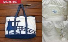 BOYD Sailcloth Shore Bag