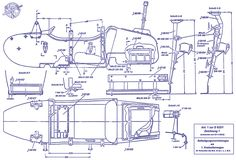 Technical Illustration, Technical Drawings, Motorcycle Trailer, Motorcycle Engine, Bike With Sidecar, Morgan Cars, Bmw Engines, Bmw Motorcycles, Old Bikes
