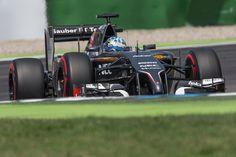 2014 German Grand Prix. Sauber F1 Team ► visit our website: www.sauberf1team.com - #F1 #SauberF1Team #GermanGP #FormulaOne #Formula1 #motorsport #GrandPrix