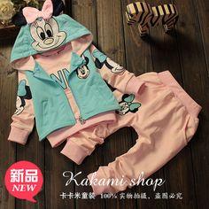 $25.50 (Buy here: https://alitems.com/g/1e8d114494ebda23ff8b16525dc3e8/?i=5&ulp=https%3A%2F%2Fwww.aliexpress.com%2Fitem%2FClothing-2015-spring-new-arrival-female-child-cartoon-100-cotton-sweatshirt-vest-triangle-set%2F32397753823.html ) Clothing 2015 spring new arrival female child cartoon 100% cotton sweatshirt vest triangle set for just $25.50