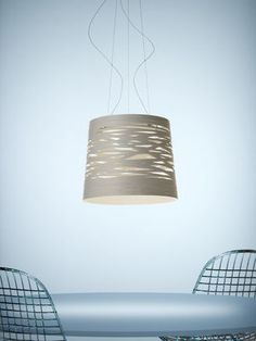 Tress Suspension - Ø 48 x H 41 cm by Foscarini