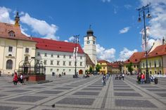 Sibiu, European Capital of Culture for the year 2007 Best Travel Deals, The Beautiful Country, City Break, Things To Do, Places To Visit, Street View, Europe, Tours, Earth