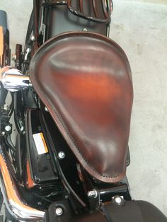 Vanilla Custom Leather handmade