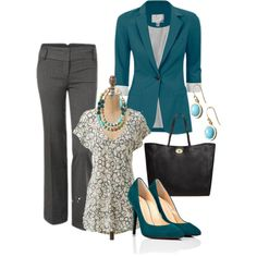 """""""Untitled #396"""" by tajarl on Polyvore - Adore this jacket and shoes."""