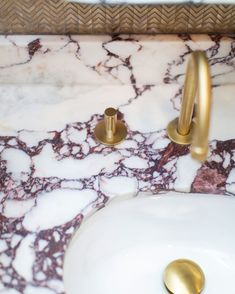 Natural Stone Bathroom, Natural Stones, Calacatta, Design Inspiration, Pairs, The Incredibles, Brass, Commercial Photography, Bathrooms