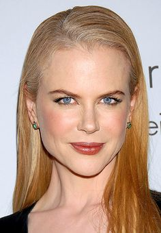 Actress Nicole Kidman, shows grey hair. Along with curves, grey hair seems to have become something shameful. I may dye, I may not... If I DO choose color, I want it to be for art or variation.... any reason BUT shame. I've been grey since 26. I'm  SO OVER shame...