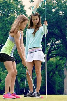 tee up. | ivivva Southlake | golf