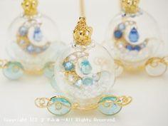 夏のブルーの魔法♡ *cocotte 新作*by までみゅ~ の画像|★までみゅ~★ 総合ハンドメイドshopのblog♪