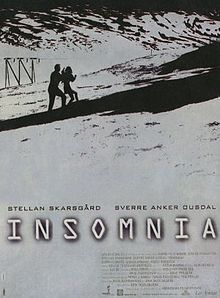 Insomnia (1997 film) - An intriguing phsycological thriller, and a unique neo-noir tale of guilt, obsession and sex. (8.25/10)