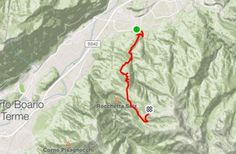 The Pozza San Gisele in Lombardy is 10.2km long ... and has an average gradient of 18.1 per cent