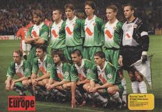 Rapid Vienne 1996 - 1997 Champions League, Europe, Movies, Movie Posters, Life, Film Poster, Films, Popcorn Posters, Film Posters