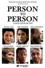 Watch Person to Person (2017) Online Free Movie Full