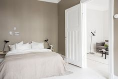A light home with a white floor can sometimes look a little bit too clean or clinical, so I was happily surprised to see how they added some warm tones in this flat. The beige in the bedroom and the … Continue reading →