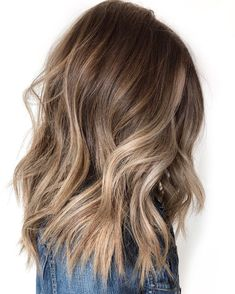 Wonderful Brown Hair Shades for Medium Hair, . Wonderful Brown Hair Shades for Medium Hair, Brown Hair Shades, Brown Hair With Blonde Highlights, Light Brown Ombre Hair, Brown Hair With Blonde Balayage, Brown Ombre Hair Medium, Light Brunette Hair, Blonde Honey, Honey Hair, New Hair