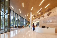 The Winners of the IIDA Healthcare Interior Design Competition...