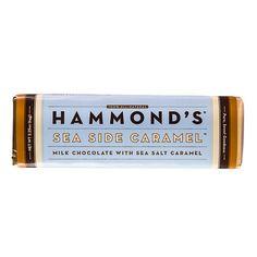 Chocolate Bar - Sea Side Caramel
