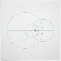 #373 Fibonacci orbits– A new minimal geometric composition each day