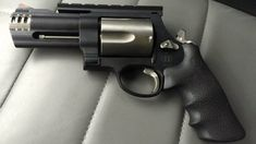 "badger-actual: ""Smith and Wesson Model 500. """