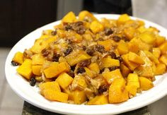This slow cooker butternut squash recipe is the perfect side dish for Thanksgiving or for any fall meal. Combine chunks of butternut squash and apples in your slow cooker for a fantastic dish that can be ready in as little as an hour and a half. This Butternut Squash and Apples recipe is flavored with aromatic cinnamon, nutmeg, and apple cider.