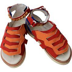 is-ness x Suicoke (デサントxスイコック) sandal 2
