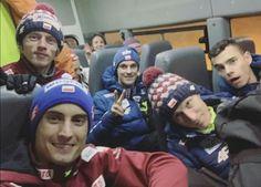 Ski Jumping, Poland, Skiing, Captain Hat, Beanie, Hats, Ski, Hat, Beanies
