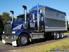 UltimateSemiTrucks.com: Australian Trucks - Hellyar Bulk Haulage Western Star