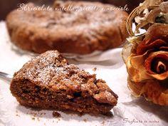 Sbriciolata nutella, ricotta e nocciole http://blog.giallozafferano.it/graficareincucina/sbriciolata-nutella-ricotta-nocciole/