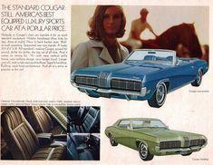 1970 Mercury Cougar Convertible | coconv | Flickr