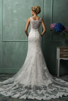 Gracie - Amelia Sposa - Houston, we've found my favorite wedding dress designer and possible dress.