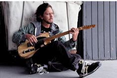 This January, the issue of The Fretboard Journal will be featuring Eddie Vedder. Here's more from publisher, Jason Verlinde: One of . I Love Music, My Music, Pearl Jam Eddie Vedder, True Love, My Love, Life Journal, Music Promotion, Music Guitar, Ukulele