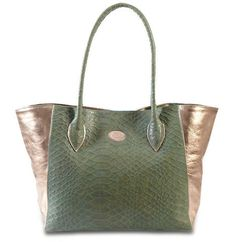 Tote Bag NEU - Metallic Leather – NEU handbags & accessories