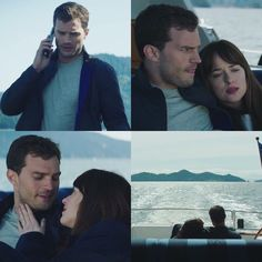 Deleted Scenes - Fifty Shades Darker the movie