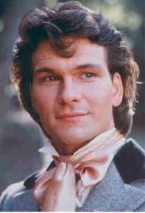 Patrick Swayze as Orry Main First thing I ever say him and he had me from hello <3