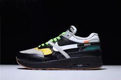 e22f2d67d0e5 BespokeIND x Off-White x Nike Air Max 1 in Black Men  s