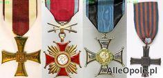 kupie stare ordery,medale,odznaki i odznaczenia wojskowe i inne (opole)