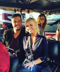 Country's Most Beautiful Couple! Luke and Caroline Bryan