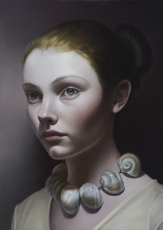 22 Mind Blowing and Realistic Oil Paintings by MaryJaneAnsell