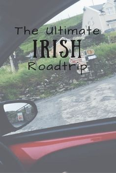 A road trip is the best way to explore a new country. Visiting Ireland? Read the ultimate Irish road trip to plan your journey!