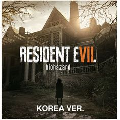 PS4 Resident Evil 7: Biohazard - PlayStation 4 by Capcom KOREA VERSION