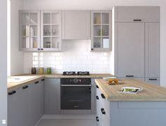 Meble kuchenne, szafy i garderoby, meble na wymiar, wnętrza. Projektowanie, produkcja i montaż.